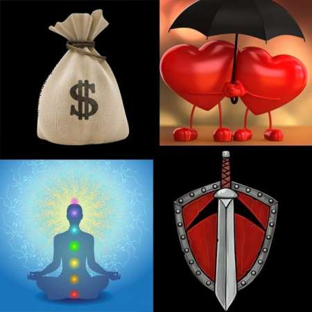 Money, Love, Healing & Protection Magic