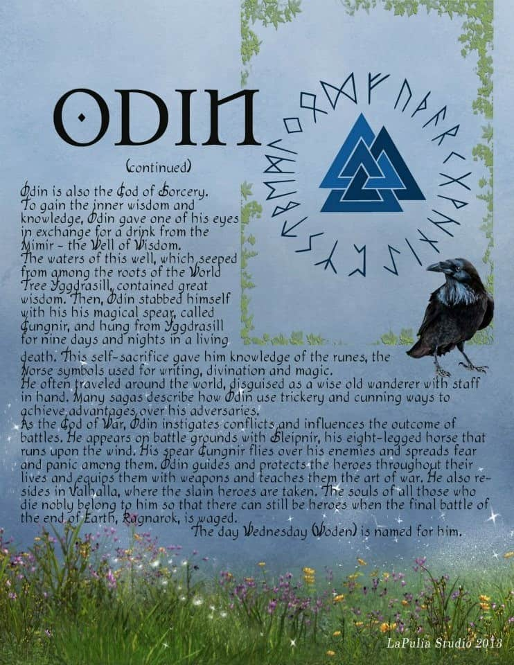 Odin - the Great Northern God