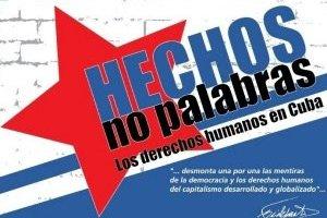 Responden a Trump: En Cuba los Derechos humanos son base de la sociedad
