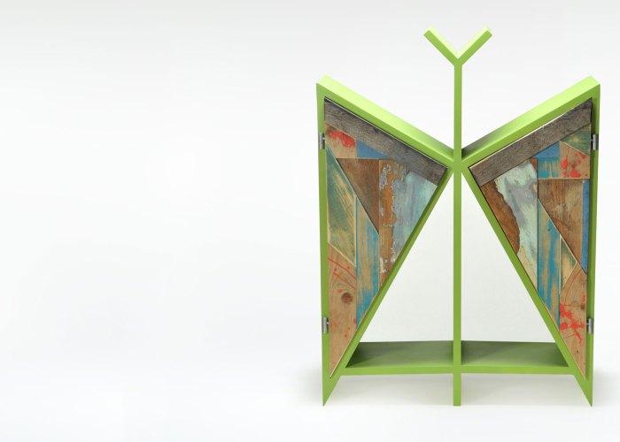 Mobile di design in legno