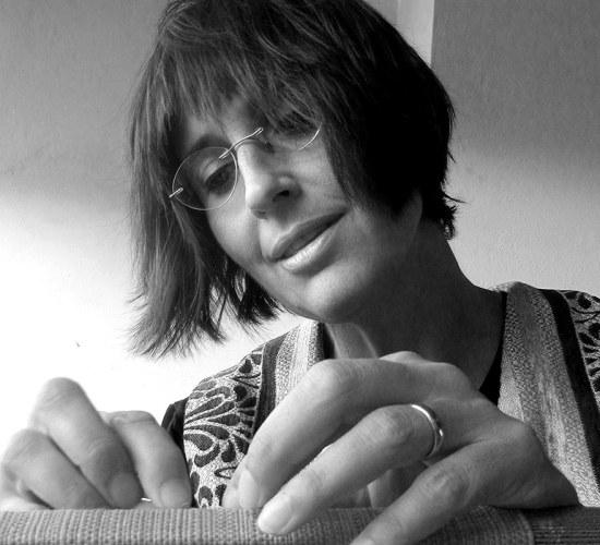 Valeria Gubiotti tessitrice, artigiana della stoffa Laquercia21