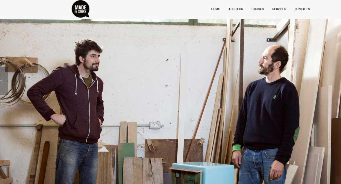 Luca De Pascalis Nicola Gubbiotti Made in Story