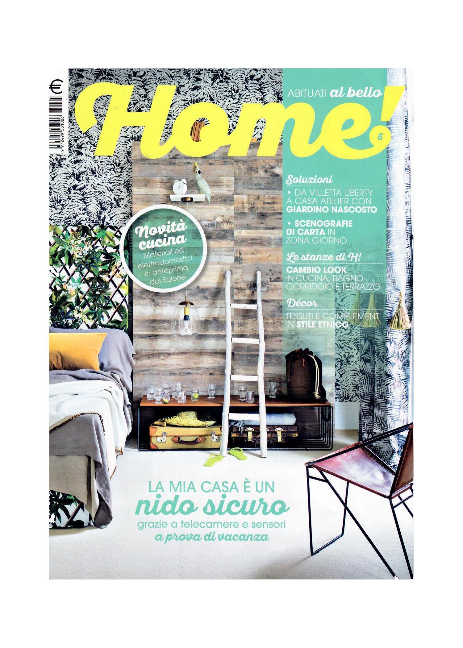 Laquercia21 pubblicazione Home! Aprile 2018 Fuorisalone