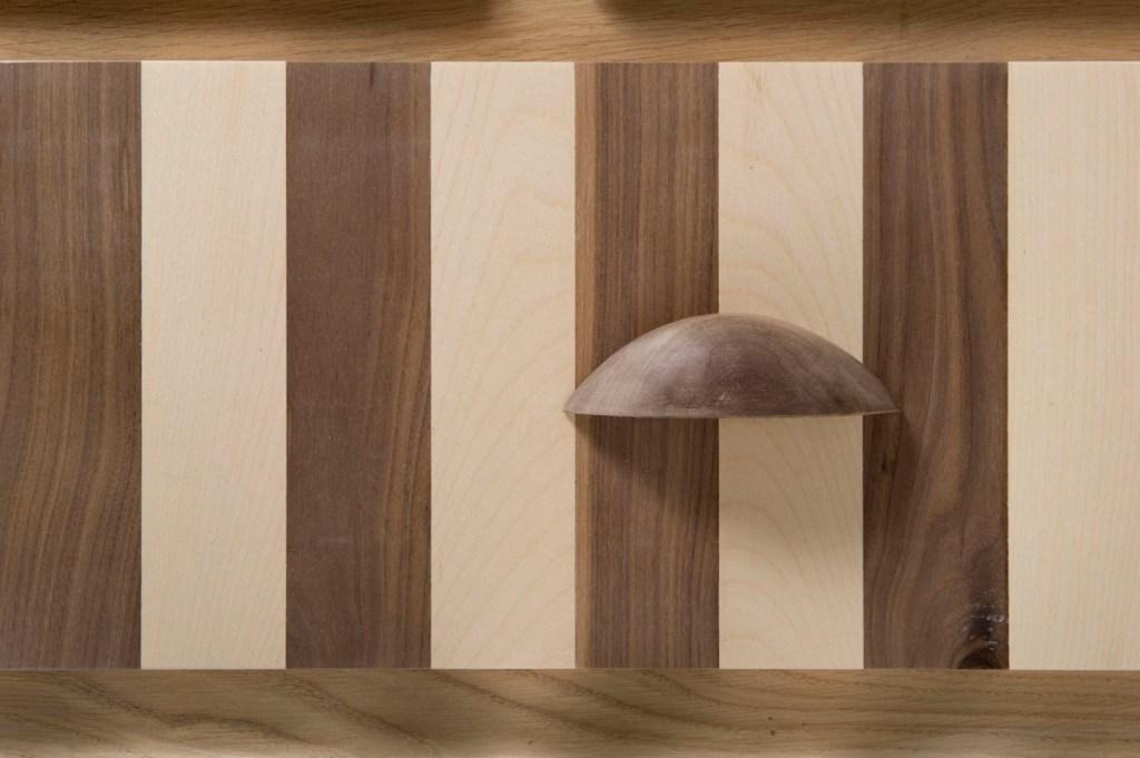 tre essenze di legno per mobili, cassettiere, credenze su misura made in italy