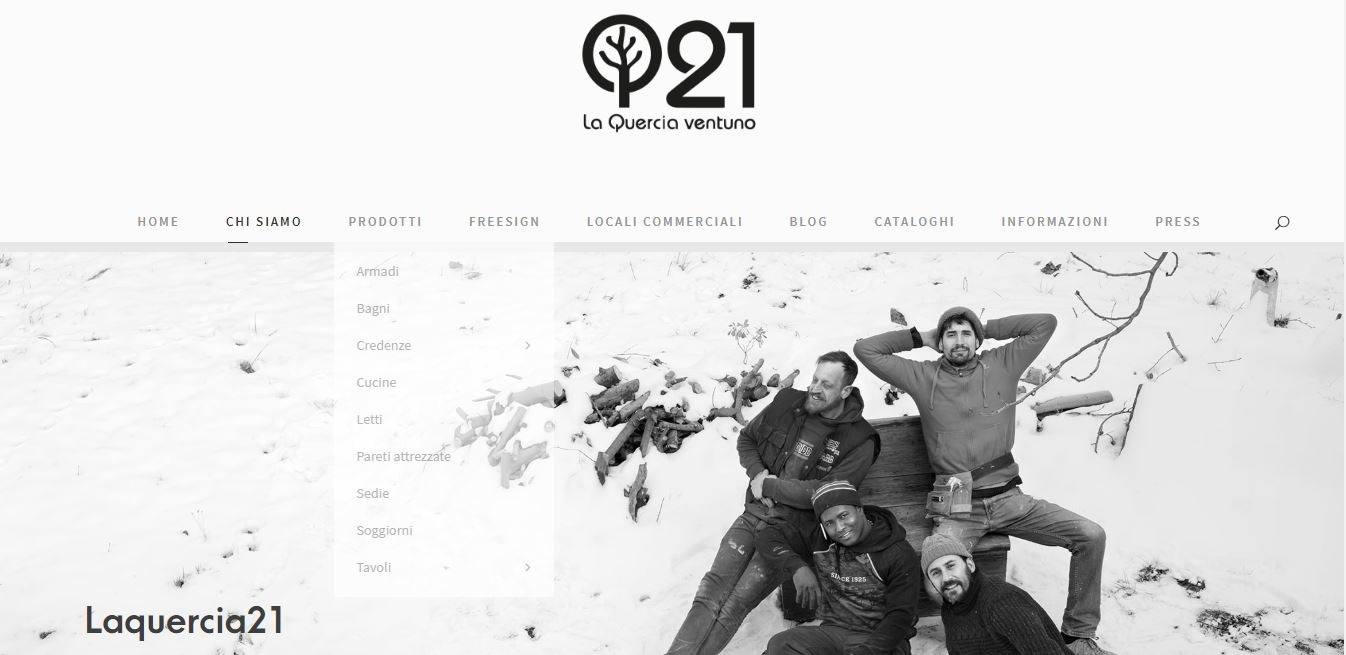 home page laquercia21