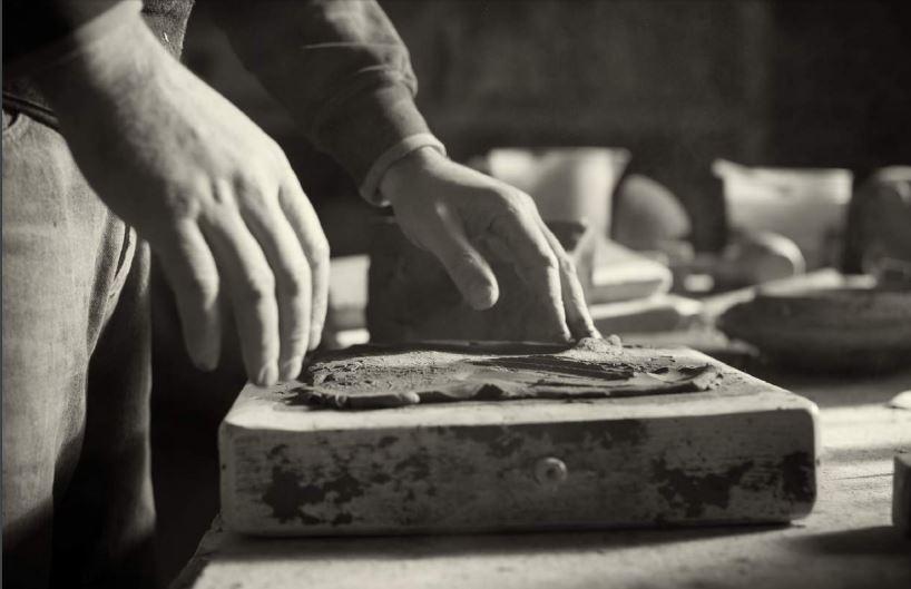 Produzione di lavabi e lavandini a mano made in italy
