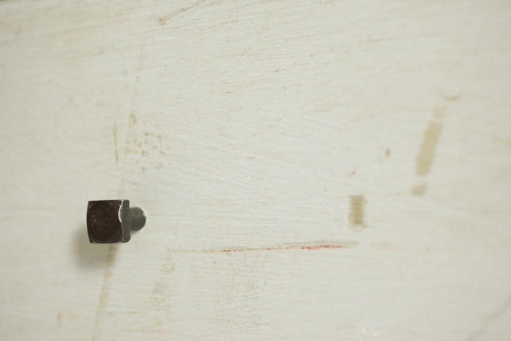 pomelli in ferro battuto a mano per cassetti