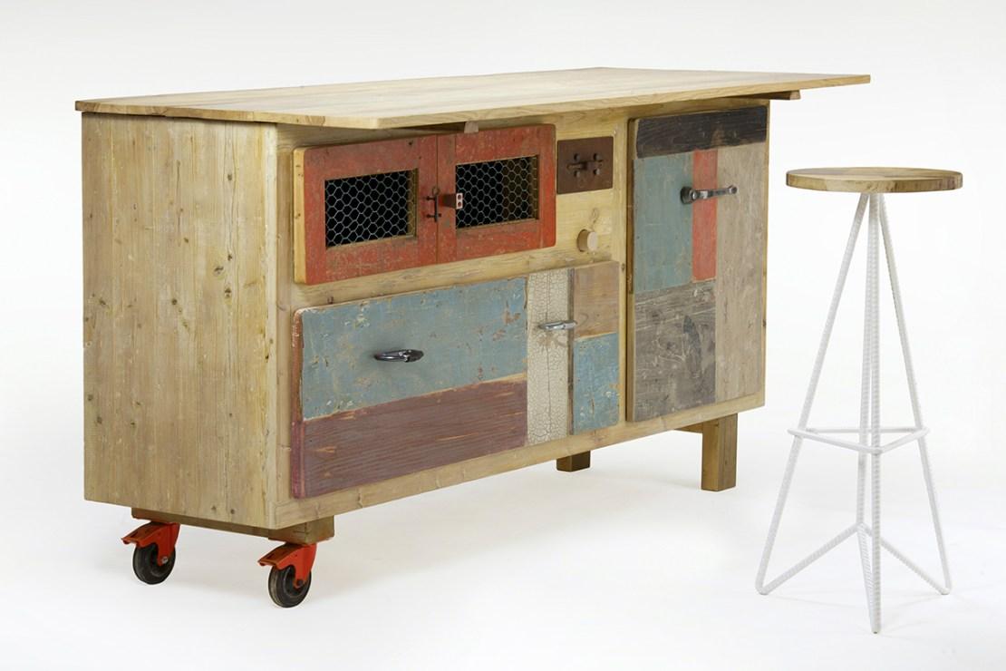 Credenze da cucina: legno, moderne, industrial | Laquercia21