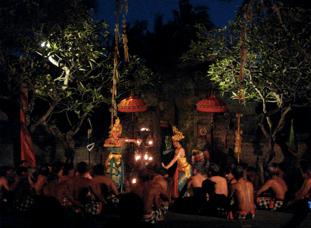 Kecak Dance at Batubulan
