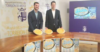 Día de la Tortilla 2020 en Torrejón de Ardoz
