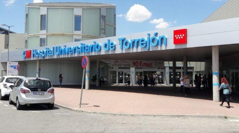 Hospital Torrejón de Ardoz