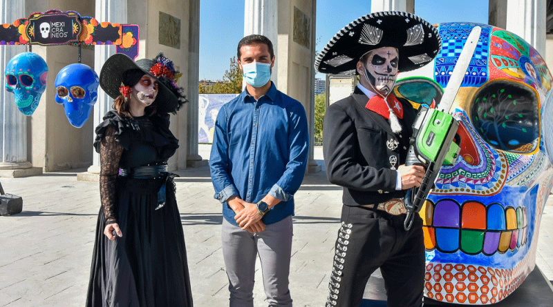 Halloween 2021 en Torrejón de Ardoz