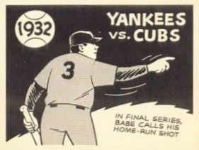 yankees vs cubs ws