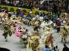 Dancers at the Gathering of Nations