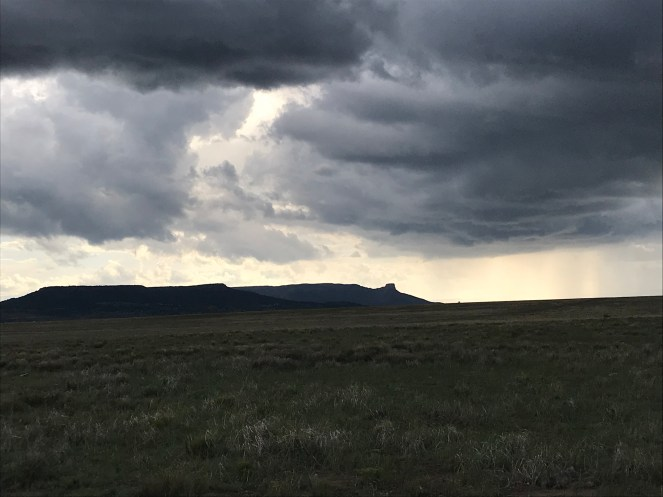 Home - A Storm Brewing Over Saddle Rock