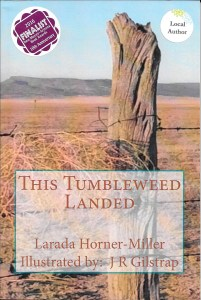 This Tumbleweed Landed book cover