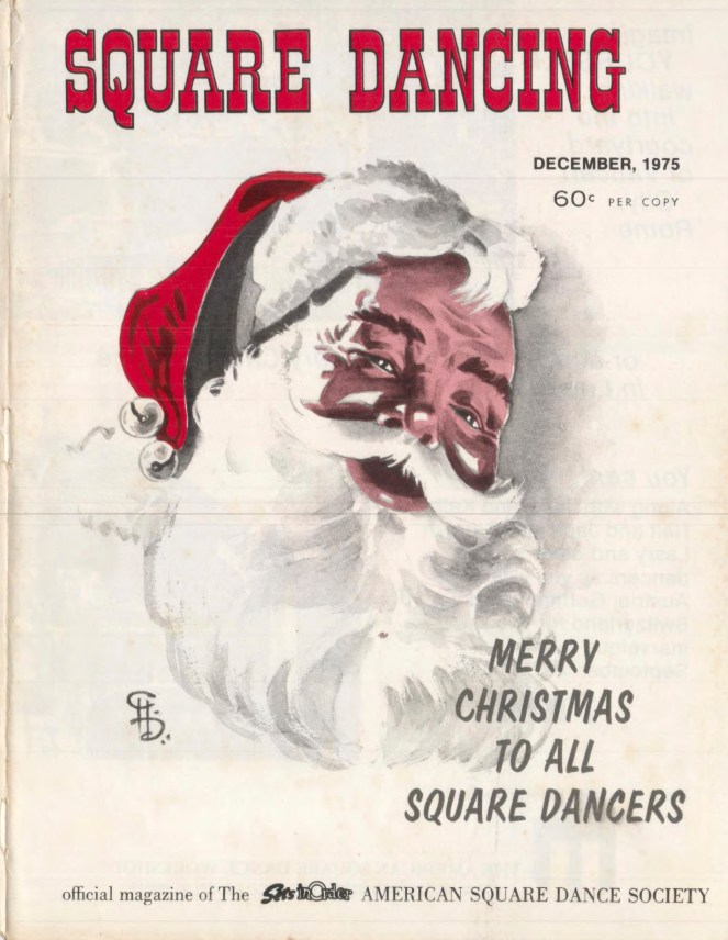 Sets in Order December 1975 Cover & Holiday Greeting