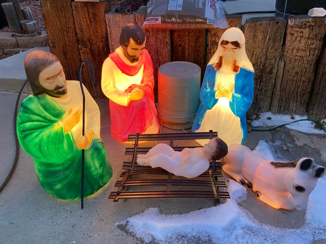 Nativity - Christmas Newsletter