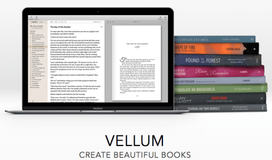 Vellum--Three Apps