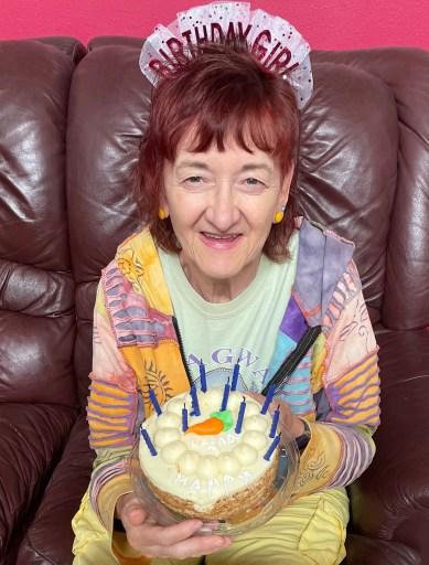 My birthday cake today