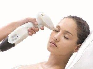 La radiofrecuencia facial combate la flacidez