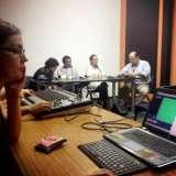 Elfaro.net y La Radio Tomada: Una propuesta didáctica participativa. Un mixteo de soportes. Un ejercicio experimental