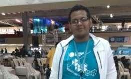 Todos los amantes de la tecnología estaban ansiosos por que el Campus Party diera inicio, pero él más