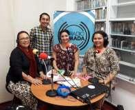 En Herzio Cultureta conversamos con Mercy Flores, actriz de teatro