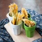 beignets de fleurs de courgette