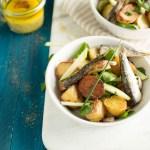sardinillas pommes de terres en salade