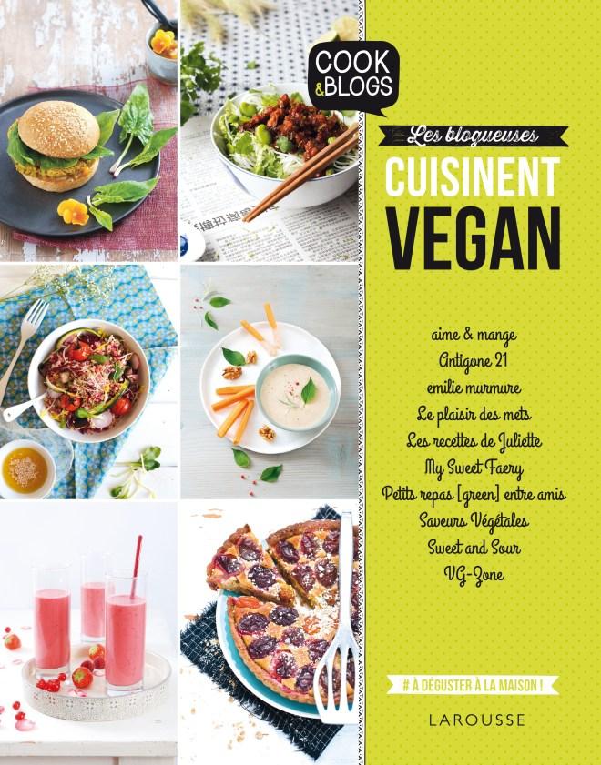 les blogeuses cuisinent vegan