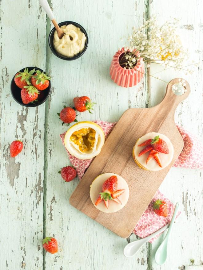 fraisier passion