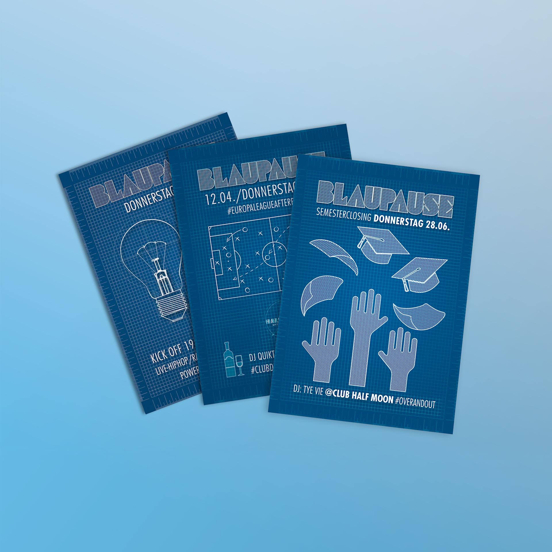 Blaupause: Die Anleitung zum Feiern