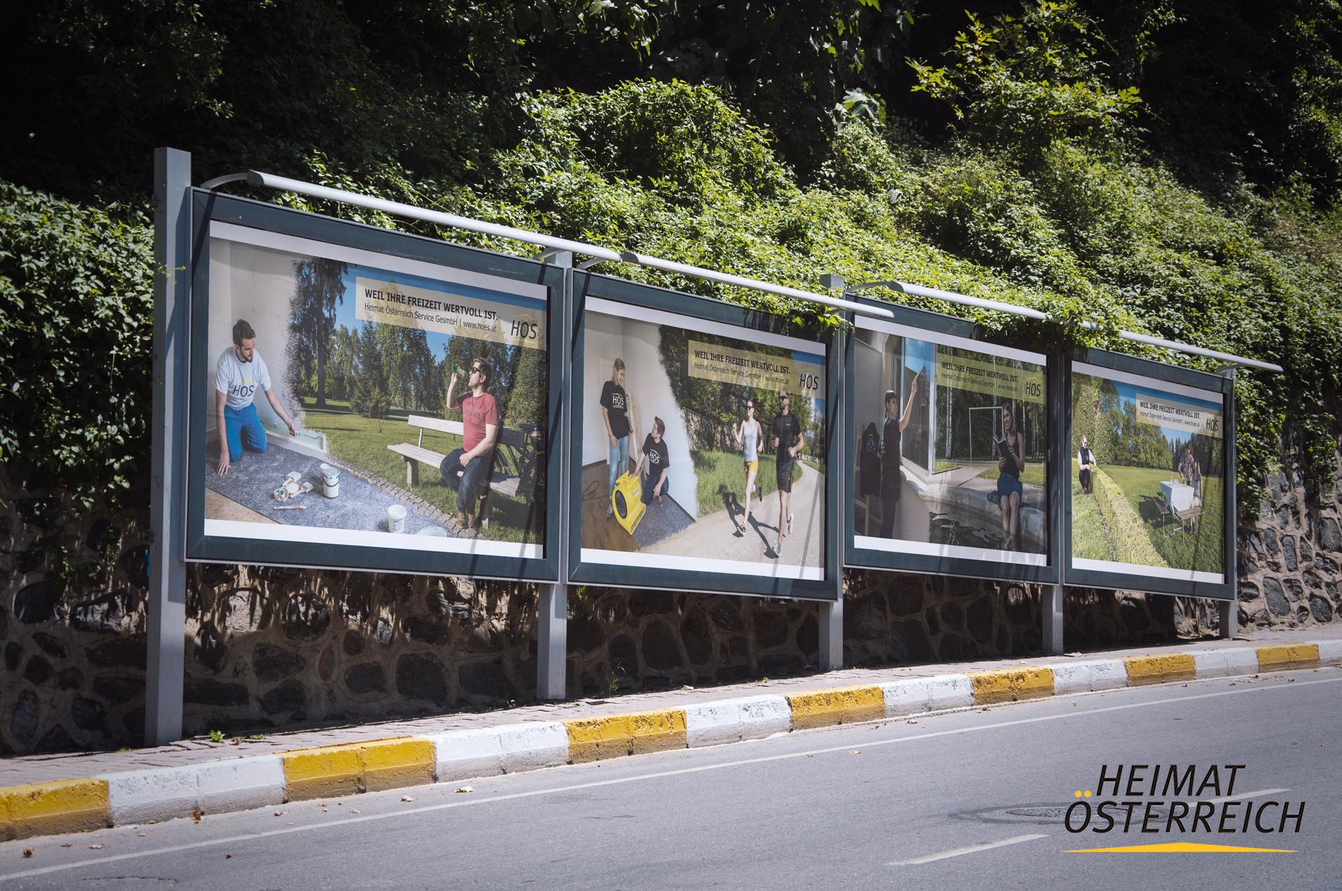 Werbekampagne: Weil Ihre Freizeit wertvoll ist