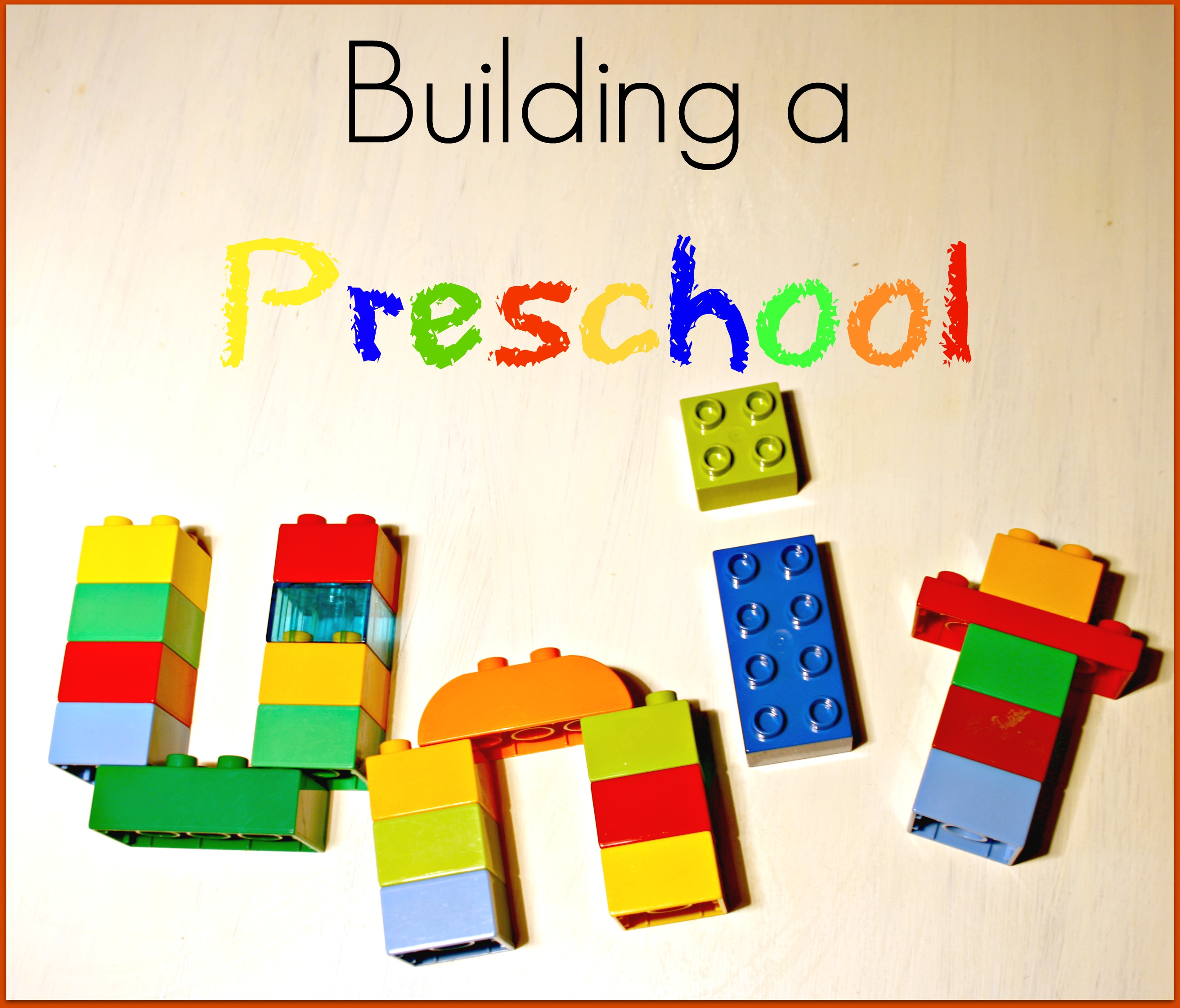 5 Days Of Building Preschool Unit Stu S Choosing A Theme
