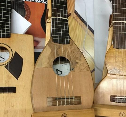 Artesania-Instrumentos