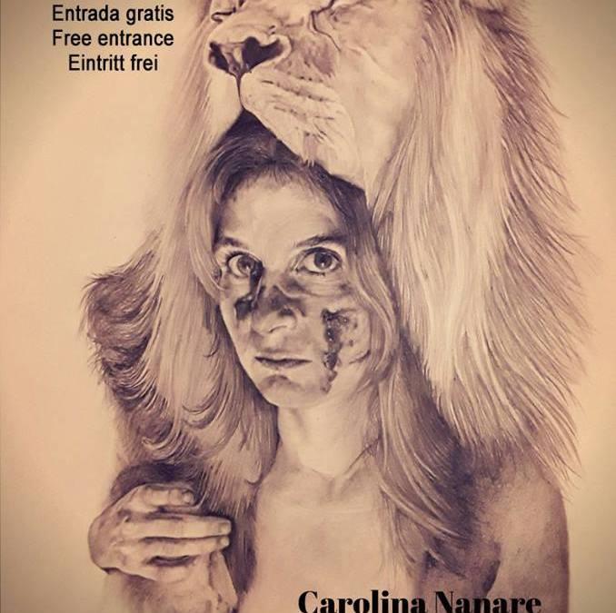 Exposición del mes de abril con Carolina Nanare