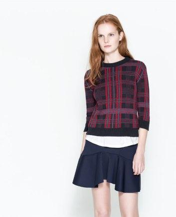 Camisola Trf, da Zara