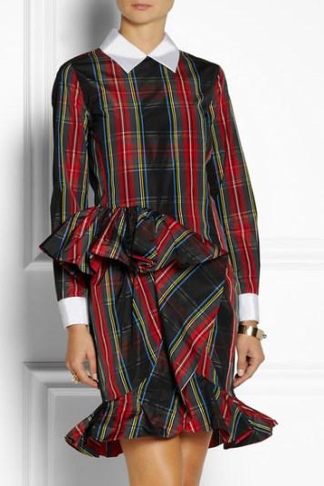 Vestido Moschino, no Net-a-Porter