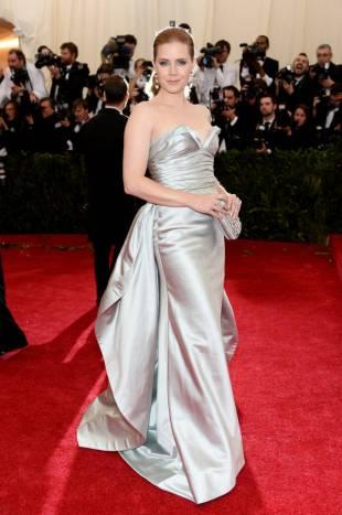 Amy Adams em Oscar de la Renta