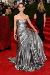 Lily Aldridge em Michael Kors