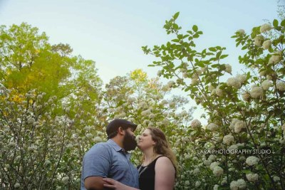 NC E-SESSION | DUKE GARDEN | SNEAK PEEK AT KARA + STEVEN