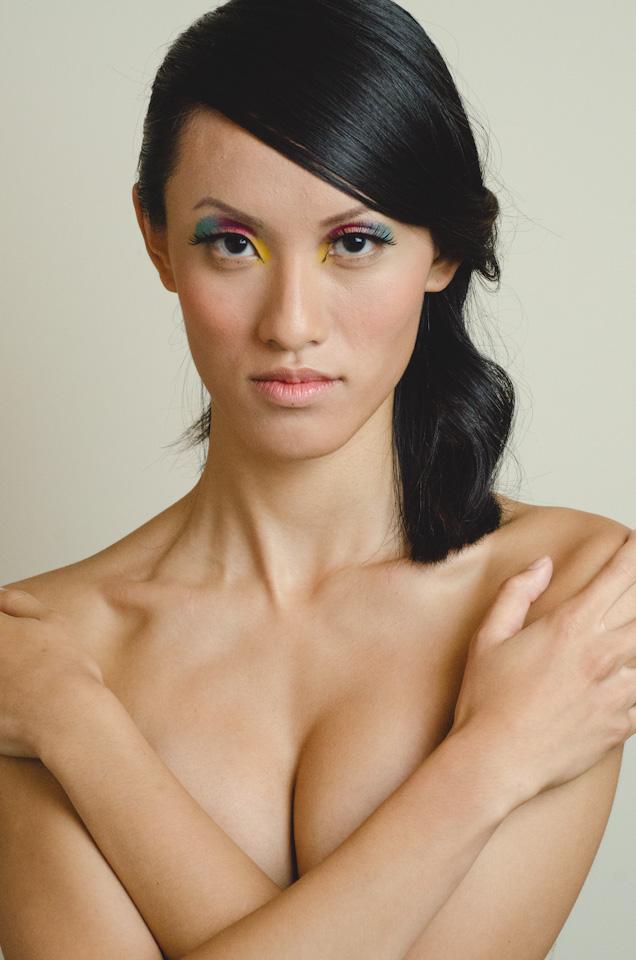 NY Fashion - Model Levey - Lara Photography