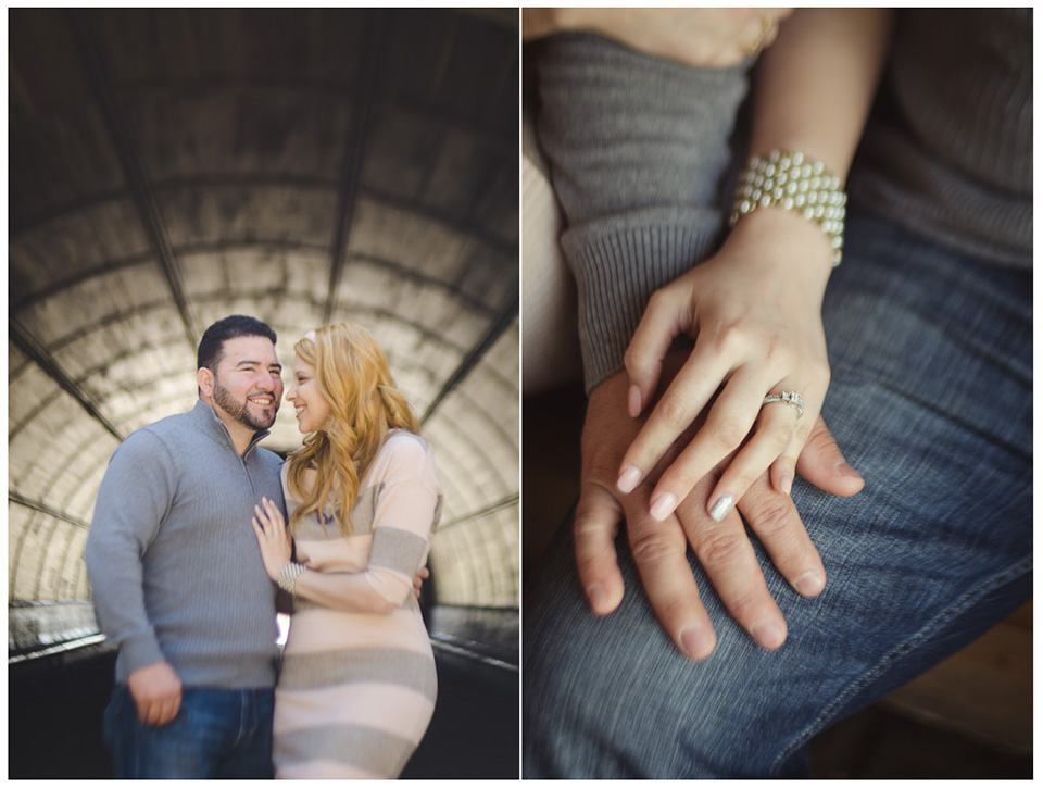 NY Engagement Session | Lisa & Doroteo | Prospect Park by Lara Photography