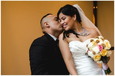 NY WEDDING | FLUSHING TOWN HALL | WENDY + ERICK