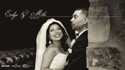 WEDDING VIDEO   EVELYN + MIKE   LARKFIELD MANOR