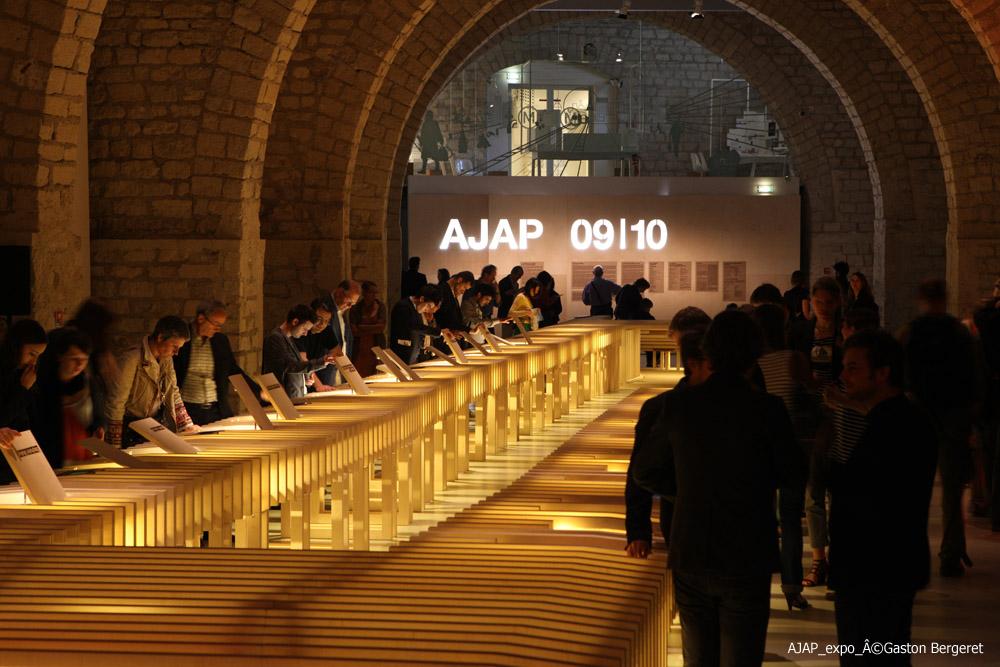 19.06.2010 LARAQUI BRINGER EXPOSE A LA CITE DE L'ARCHITECTURE ET DU PATRIMOINE