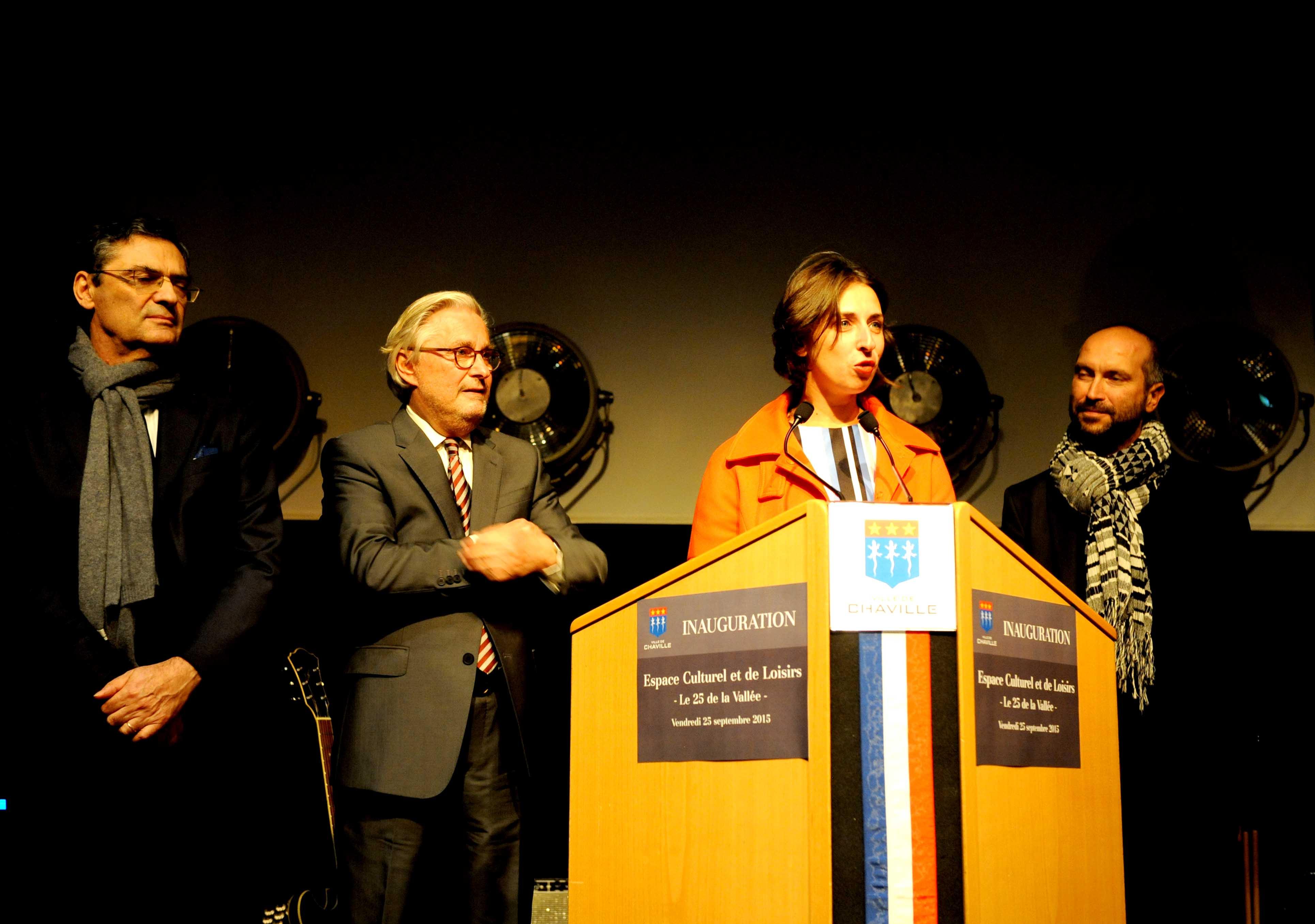 """12.10.2015 Retour en images sur l'inauguration du """"25 de la Vallée"""""""