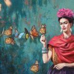 FRIDA KAHLO – Il dolore si fa arte