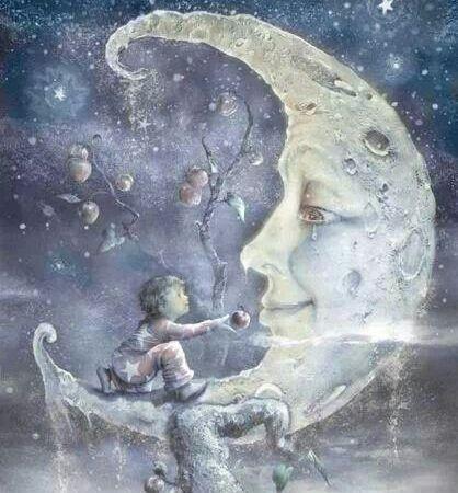 Per conoscere il tuo BAMBINO guarda la sua LUNA – Lune di TERRA